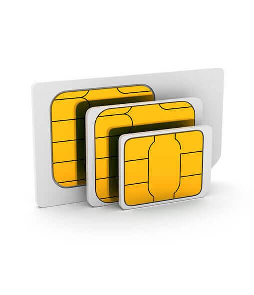 SIM-Karten mieten