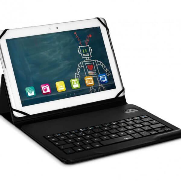 Verleih Tablet-Hülle mit Tastatur