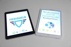 Tablet mieten Berlin, bei Mediaheld