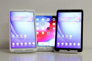 Bei Mediaheld profitieren Sie beim Tablets leihen von den besten Preisen!